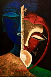 Devotion - (Meera & Krishna)