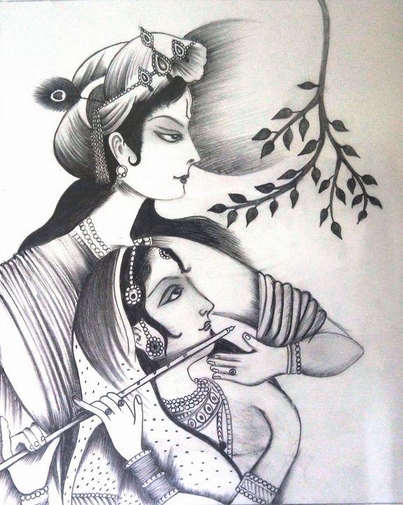 Radha Krishna - ArtValley