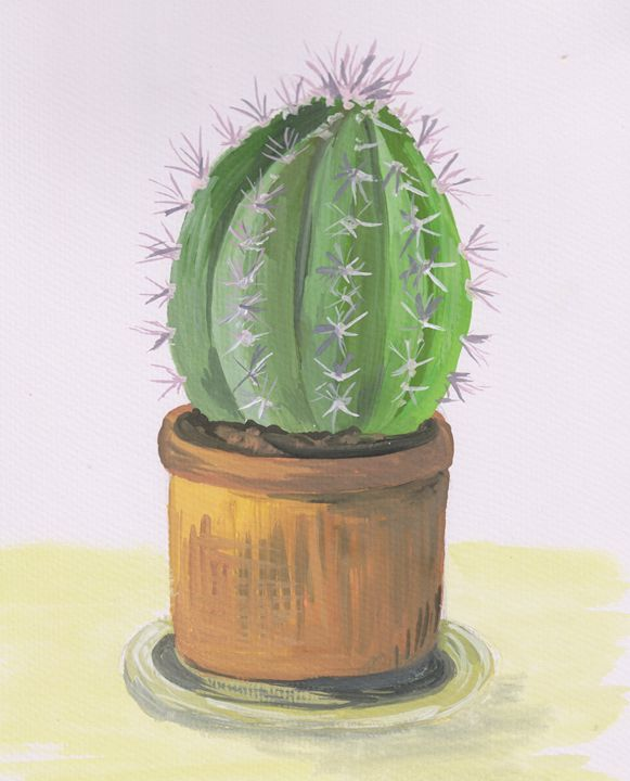 Cactus - Rita Sketch & Paint