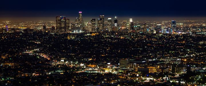 Los Angeles Skyline - Kevin Case