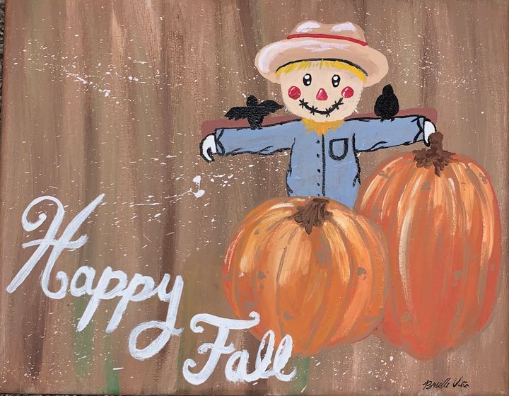 Happy Fall - Brielle Viña