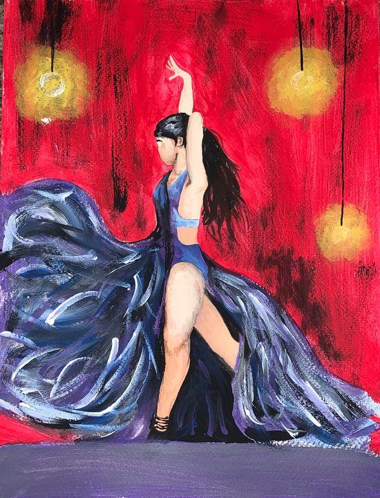 Majestic dance - Brielle Viña