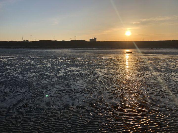Sunset - Alma Harrak