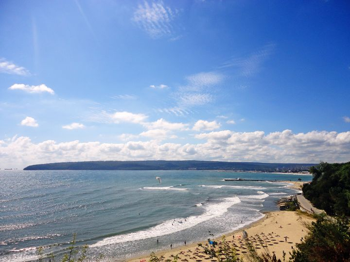 Panoramic Sea View - Issey Roca