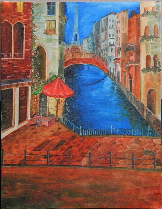Eiffel Street - Sajitha's