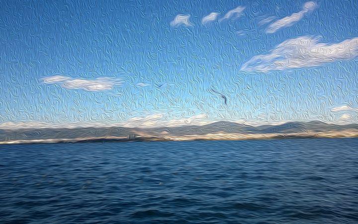 Shores of San Francisco - art4gaia