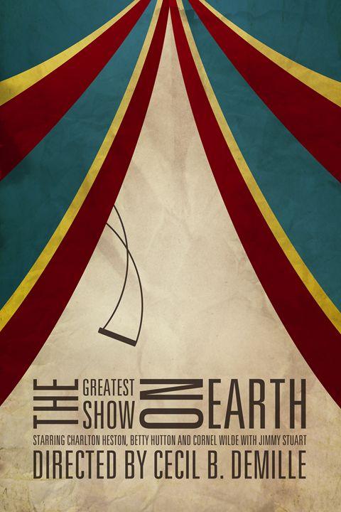 The Greatest Show on Earth - Megan Romo