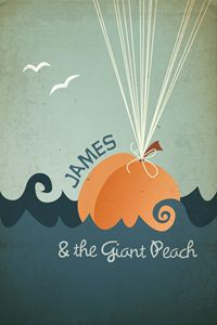 Jame & the Giant Peach - Megan Romo