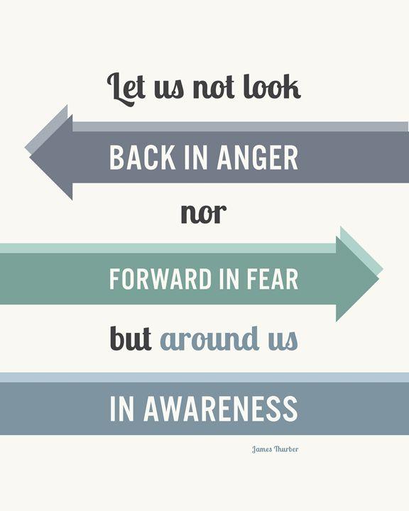 Live Now. In Awareness. - Megan Romo