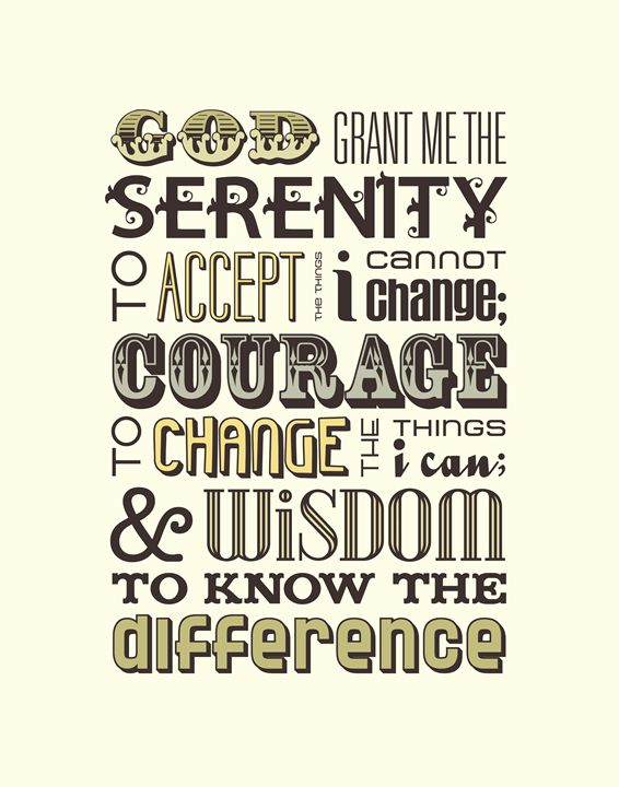 Serenity Prayer • Multi - Megan Romo