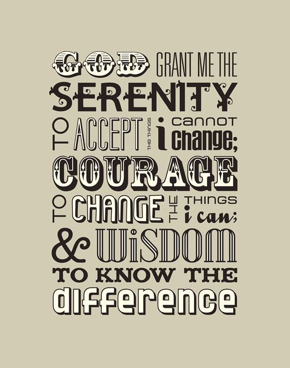 Serenity Prayer • Neutrals - Megan Romo