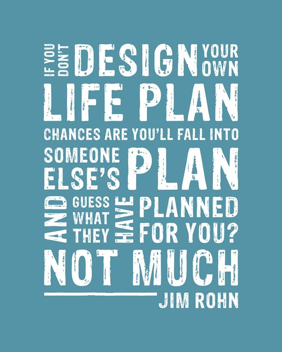 Design Your Life • Blue - Megan Romo