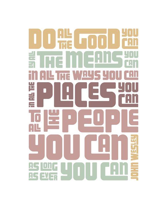 Do Good in Pastels - Megan Romo