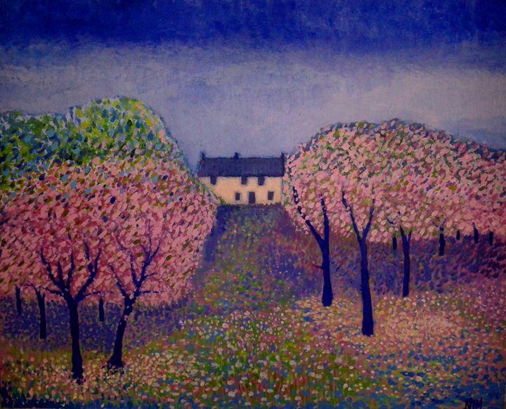 Lisa's Farm - Nicola Milliner Art