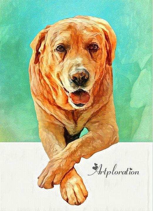Dog Judge - Artploration