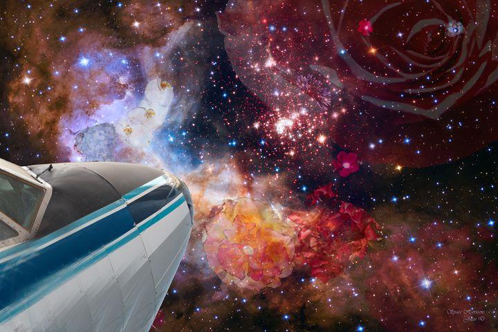 Space Horizons - Juan's corridor
