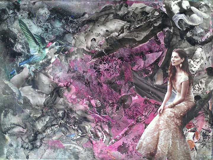 Black Forest - Megan Justine Art