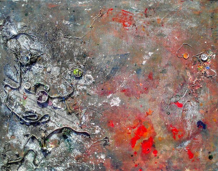Mind of Matter - Megan Ashman Art
