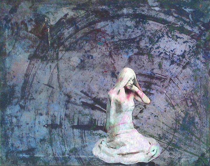 Apathy - Megan Justine Art