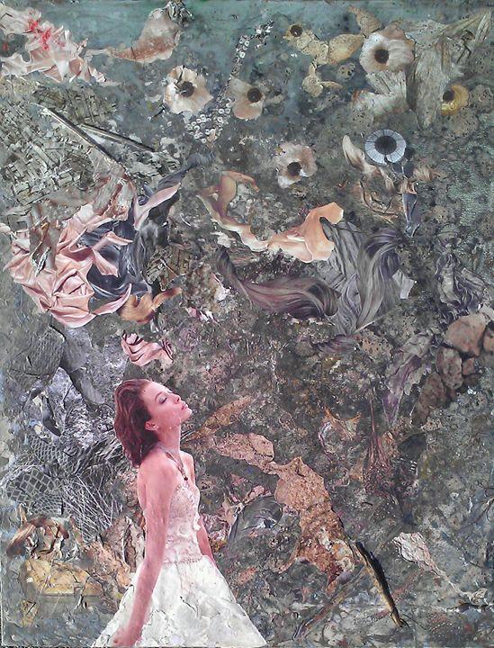 Beautious - Megan Henrich Original Mixed Media & Abstract Art