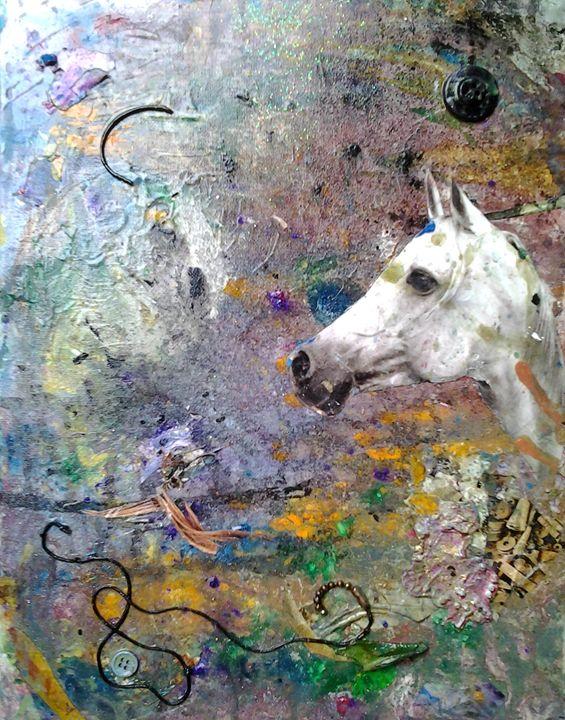 Untitled - Megan Justine Art