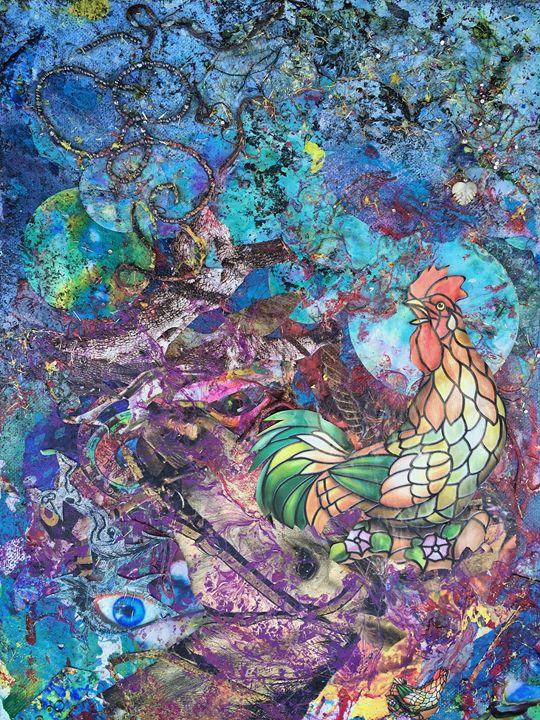 Tessellate - Megan Justine Art