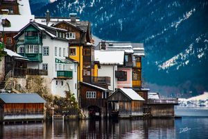 Halstatt Homesteads