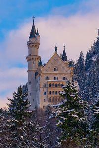 Cinderella's Castle - Neuschwanstein