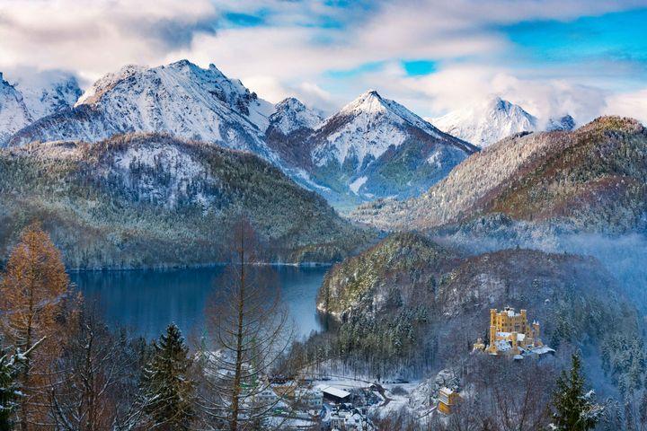Bavarian Castle - iignite
