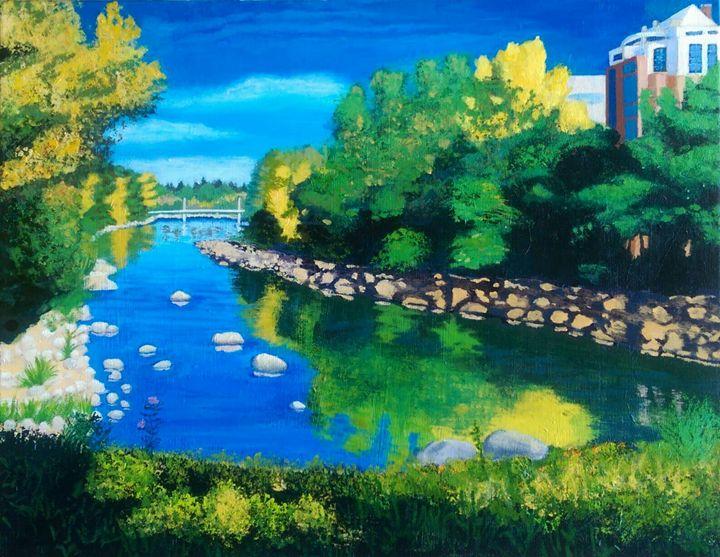 Prince's Island Park - S. Kernan