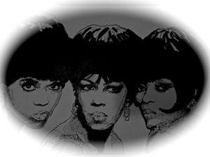 The Motown Girl's