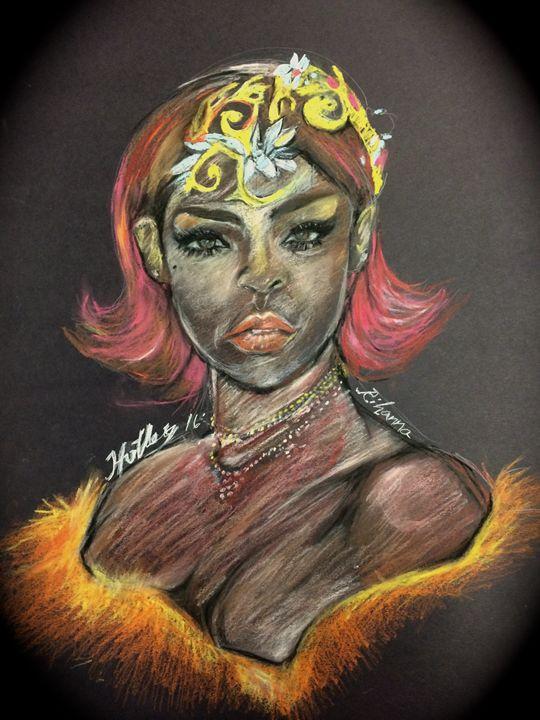 Rihanna - Ken Hutley Designs