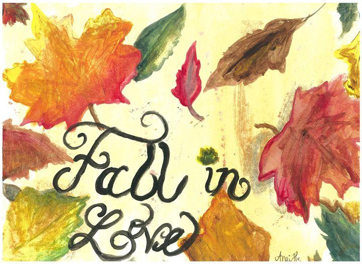 Fall In Love - Darcia's Designs