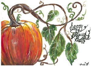 Happy Harvest - Darcia's Designs