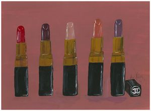 Chanel Lipsticks (Fall Colors)
