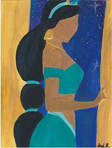 Jasmine's Whole New World