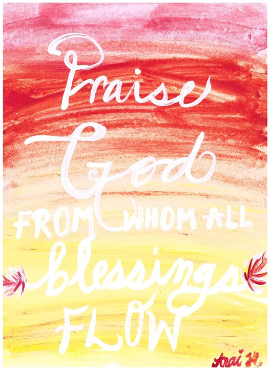 Blessings - Darcia's Designs