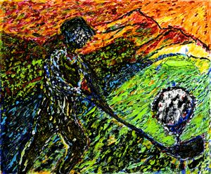 """Midnight Golf"" - Jim Ballman"