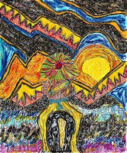 """Warrior of Wisdom"" - Jim Ballman"