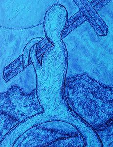 """My Cross to Bare"""