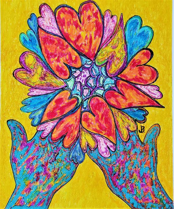 """Happy Valentines Day"" - Jim Ballman"