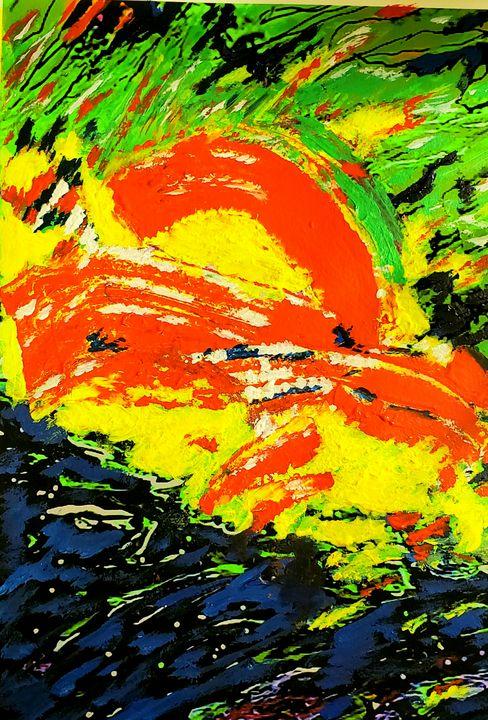 """""""Triathlon Balance"""" - Jim Ballman"""