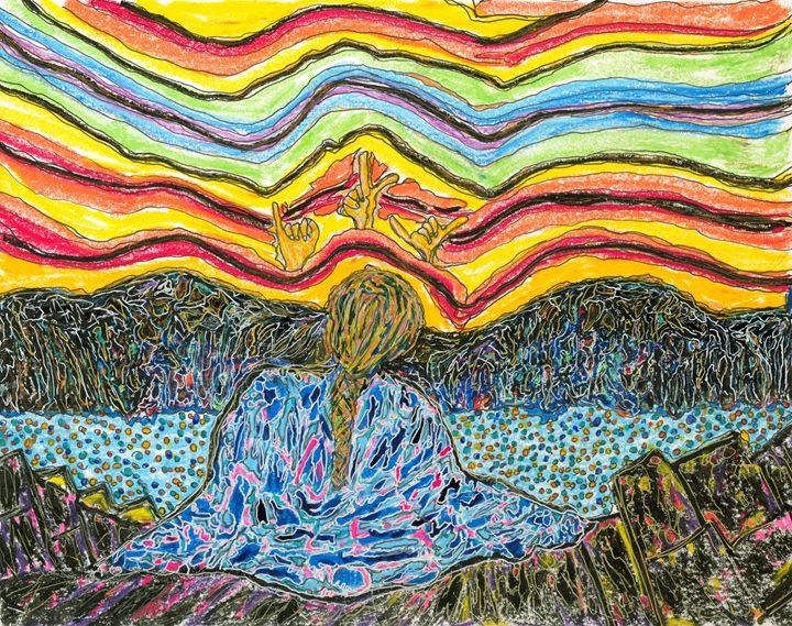 """AFFIRMATION"" - Jim Ballman"