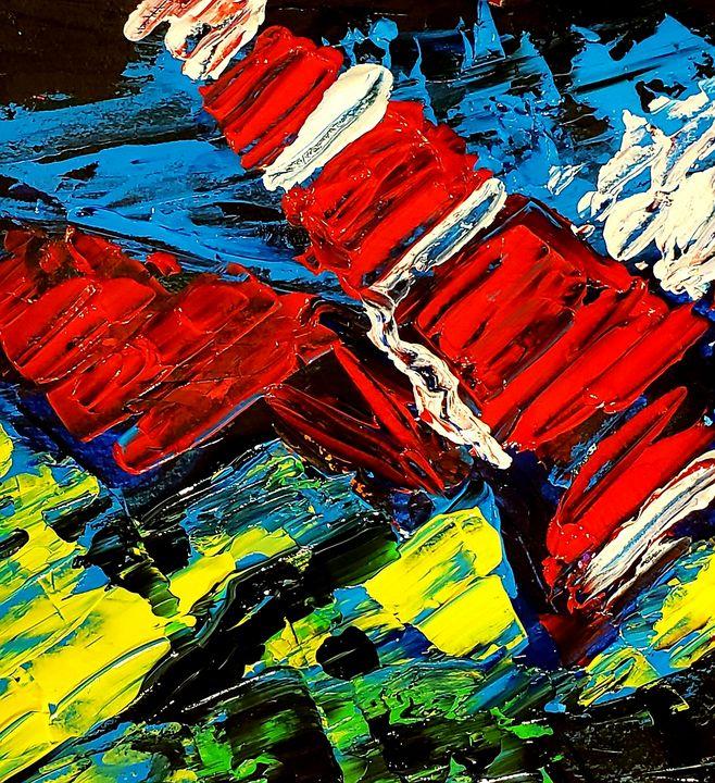 """""""Sojourner's Tempest"""" - Jim Ballman"""