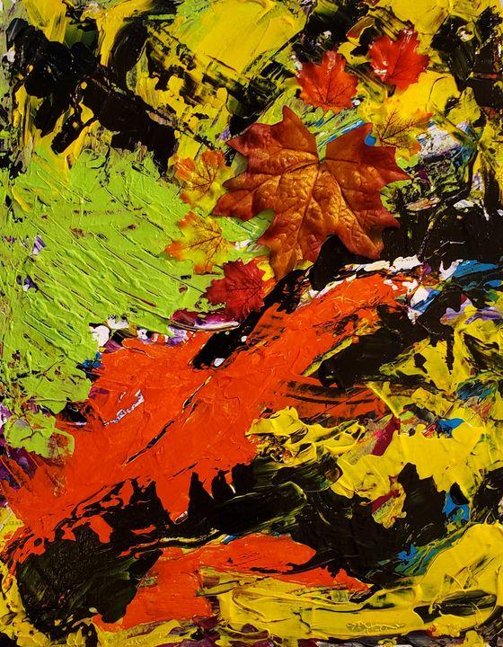 """""""Seasons Change, FALL"""" - Jim Ballman"""