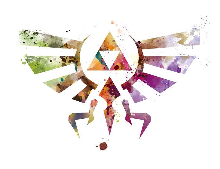 Zelda - MonnPrint