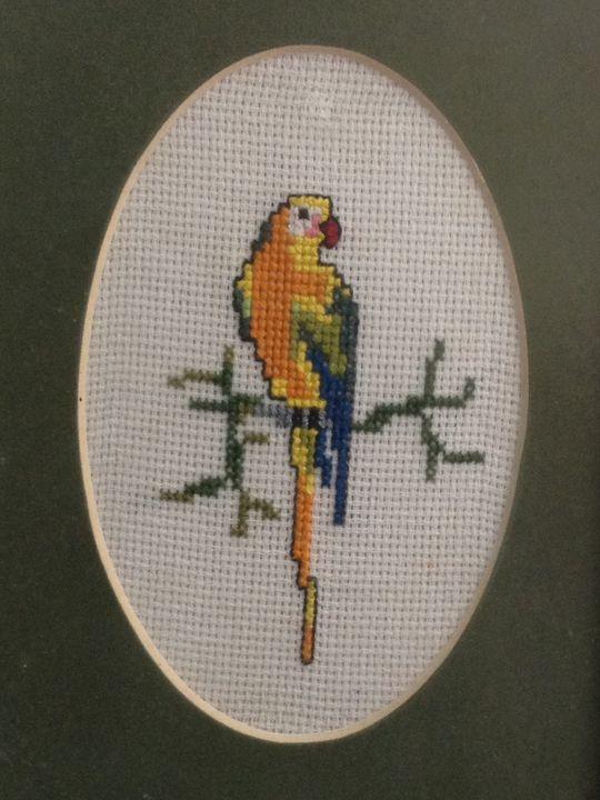 Parrot - DefiKarts Gallery