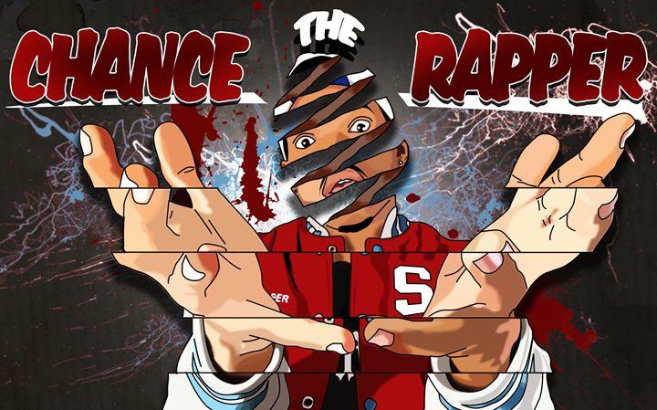 Chance the Rapper - BOPHODesigns