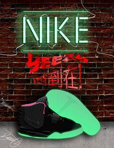NIKE: Yeezy
