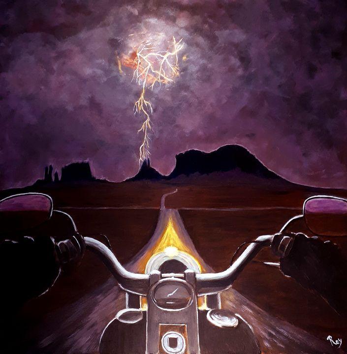 Riders on the Storm ( jim Morisson ) - Bujeque Pedro REY